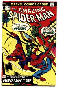 AMAZING SPIDER-MAN #149 comic book-MARVEL COMICS-CLONE STORY 1975