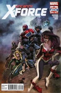 Uncanny X-Force #23 VF/NM; Marvel | save on shipping - details inside