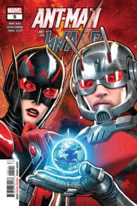 Ant-Man & The Wasp (2018 series) #5, NM (Stock photo)