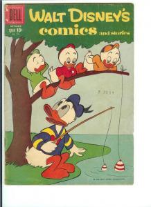 Walt Disney's Comics & Stories #228 Sept., 1959 (VG)