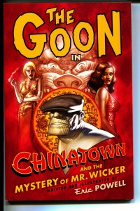 Goon: In Chinatown and The Mystery of Mr. Wicker-Vol 6-TPB-trade