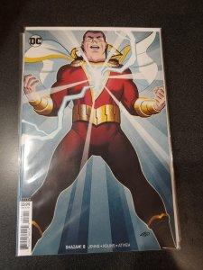 SHAZAM #8 - MICHAEL CHO VIRGIN ART VARIANT COVER - DC COMICS/2020