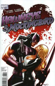 Hawkeye & Mockingbird #6 VF; Marvel | save on shipping - details inside