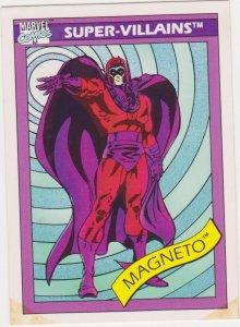 1991 Marvel Universe Promo Magneto