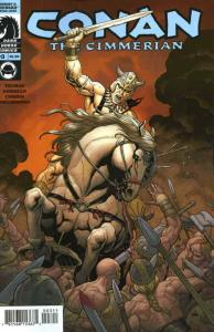 Conan the Cimmerian #3 VF/NM; Dark Horse | save on shipping - details inside