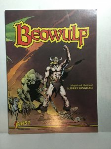 Beowulf Graphic Novel Nm Near Mint First Comics