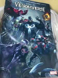 Marvel Venom Edge of Venomverse #1Paperback Mint Hot