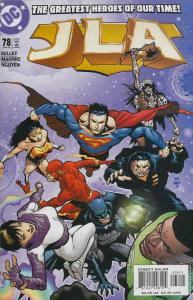 JLA #78 VF/NM; DC | save on shipping - details inside