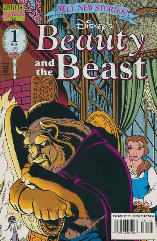 Beauty and the Beast (Disney's…) #1 FN; Marvel | save on shipping - details insi
