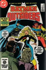 Batman and the Outsiders #16 VF; DC | save on shipping - details inside