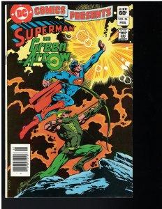 DC Comics Presents #54 (1983)