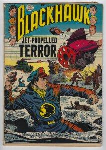 Blackhawk #77, June 1954