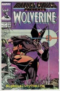 MARVEL COMICS PRESENTS #1, NM-, Wolverine, Silver Surfer, 1988, more in store