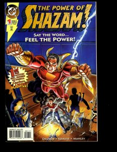 11 Shazam! DC Comics Power Of ... #1 2 3 4 5 6 7 New Beginning # 1 2 3 4 GK33