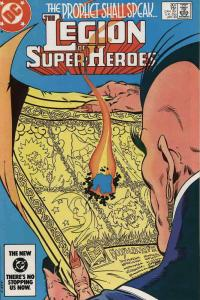Legion of Super-Heroes, The (2nd Series) #307 VF/NM; DC | save on shipping - det