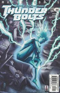 Thunderbolts #66 VF/NM; Marvel | save on shipping - details inside