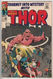Journey into Mystery #121 (Sep-65) FN Mid-Grade Thor