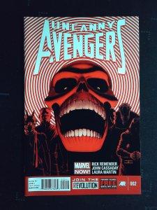 Uncanny Avengers #2 (2013)