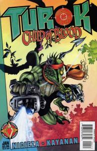 Turok: Child of Blood #1 FN; Acclaim | save on shipping - details inside