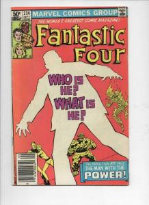 FANTASTIC FOUR #234, VG/FN, Power, Bynre, 1961 1981, Marvel, more FF in store