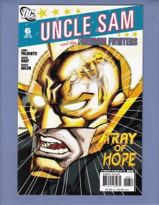 Uncle Sam and the Freedom Fighters #6 VF/NM DC 2008