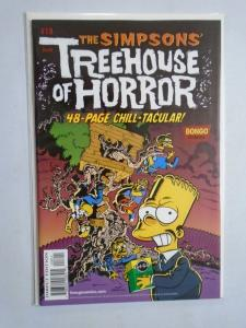 Simpsons Treehouse of Horror #18, 8.5/VF+ (2012)