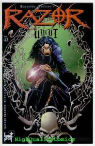 RAZOR #42, NM+, Femme Fatale, Blood, Death, Kevin Hill, more in our store