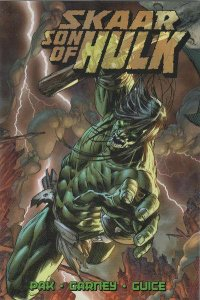 Skaar: Son of Hulk Trade Paperback #1, VF (Stock photo)