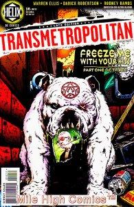 TRANSMETROPOLITAN (1997 Series) #10 Very Fine Comics Book