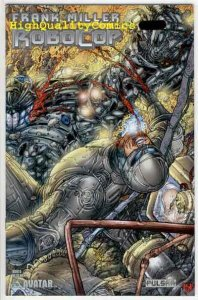 ROBOCOP #6, NM+, Frank Miller, Avatar, Sin City,2003, more RC in store