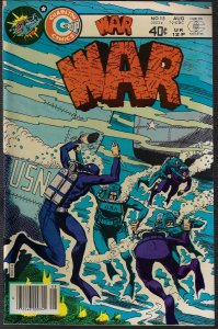 War #15 (Charlton, 1979) F/VF