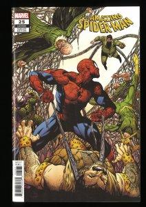 Amazing Spider-Man (2016) #25 NM+ 9.6 Ryan Stegman 1:200 Variant