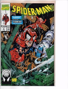 Marvel Comics Spider-Man #5 Todd McFarlane Story & Art Torment Part 5