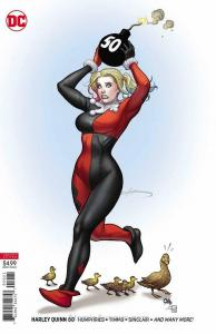 Harley Quinn (3rd Series) #50A VF/NM; DC | save on shipping - details inside