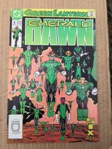 Green Lantern: Emerald Dawn #6 (1990)