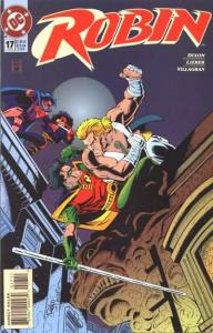 Robin (1993 series) #17, VF+ (Stock photo)