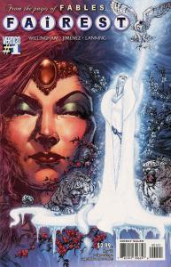 Fairest #1A VF/NM; DC/Vertigo | save on shipping - details inside