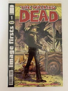 The Walking Dead #1 Image Firsts Image Comics  VF