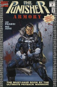 Punisher Armory, The #3 VF/NM; Marvel | save on shipping - details inside