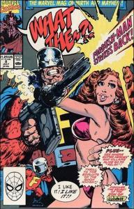 Marvel WHAT THE-?! #8 VF/NM