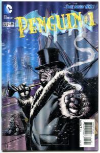 BATMAN #23.3, NM, Penguin, 3-D Lenticular cover, more BM in store