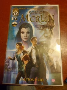 Son of Merlin #1 (2012)