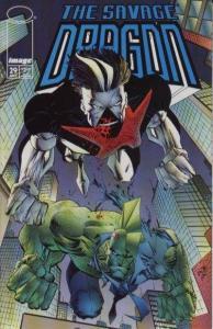 Savage Dragon (1993 series) #29, NM + (Stock photo)
