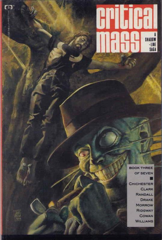 Critical Mass #3 VF/NM; Epic | save on shipping - details inside