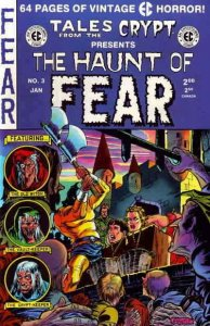 Haunt of Fear (RCP) #3 VF; RCP   save on shipping - details inside