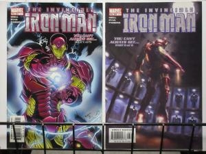IRON MAN(Marvel,1998) #62-63 VF-NM You Can't Always Get... pts 1-2,full story
