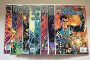 Gate Crasher 1-3 And 1-6 Complete Near Mint Lot Set Run Waid Conner Palmiotti