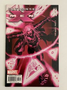 Ultimate X-Men #51 Cry Wolf Part 2 (2001 Marvel Comics) NM