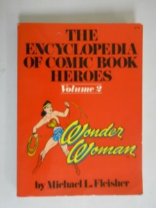 Encyclopedia of Comic Book Heroes #2 SC 4.0 VG (1976)