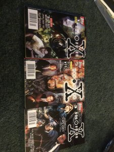 The X-Files Comics 1-3